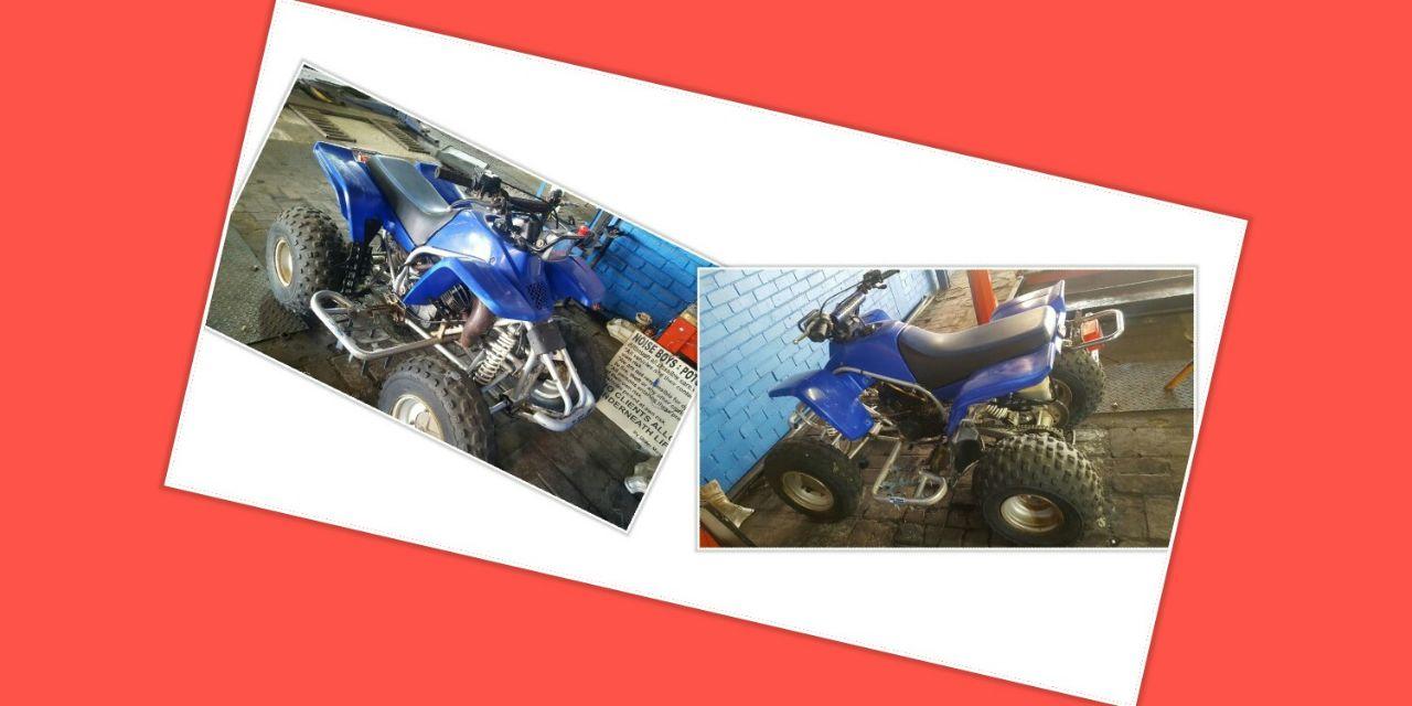 2000 Yamaha Blaster