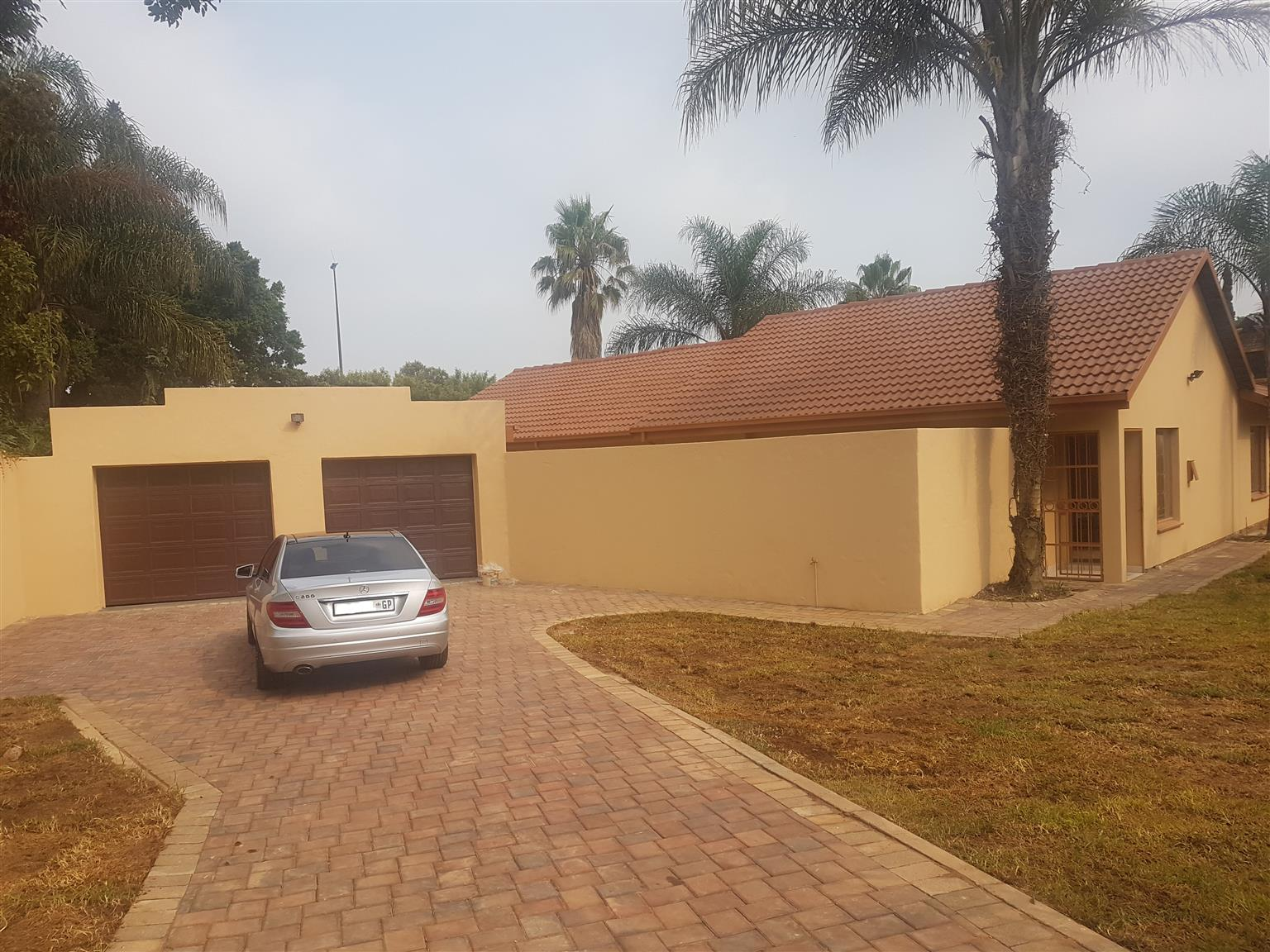NEWLY RENOVATED PROPERTY FOR SALE NEAR MENLYN MALL