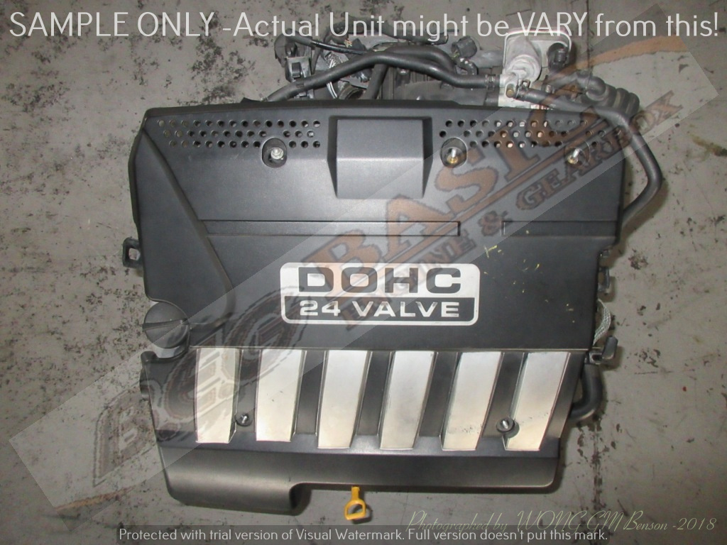 CHEVROLET EPICA -X20DI 2.0L EFI 16V Engine