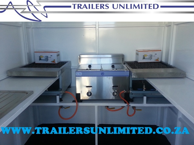 TRAILERS UNLIMITED. THE CLEANEST MOBILE KITCHENS IF AFRICA.