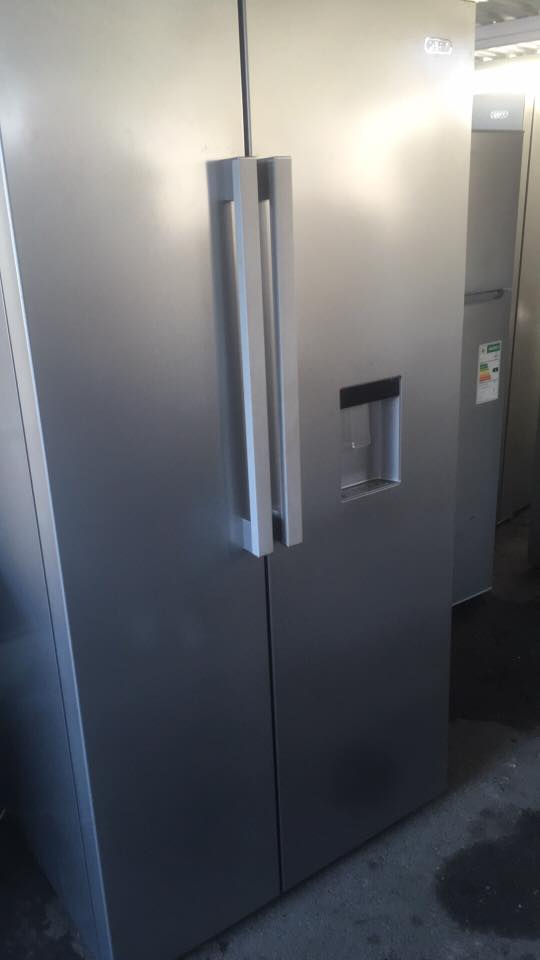 Double door fridge freezer availb