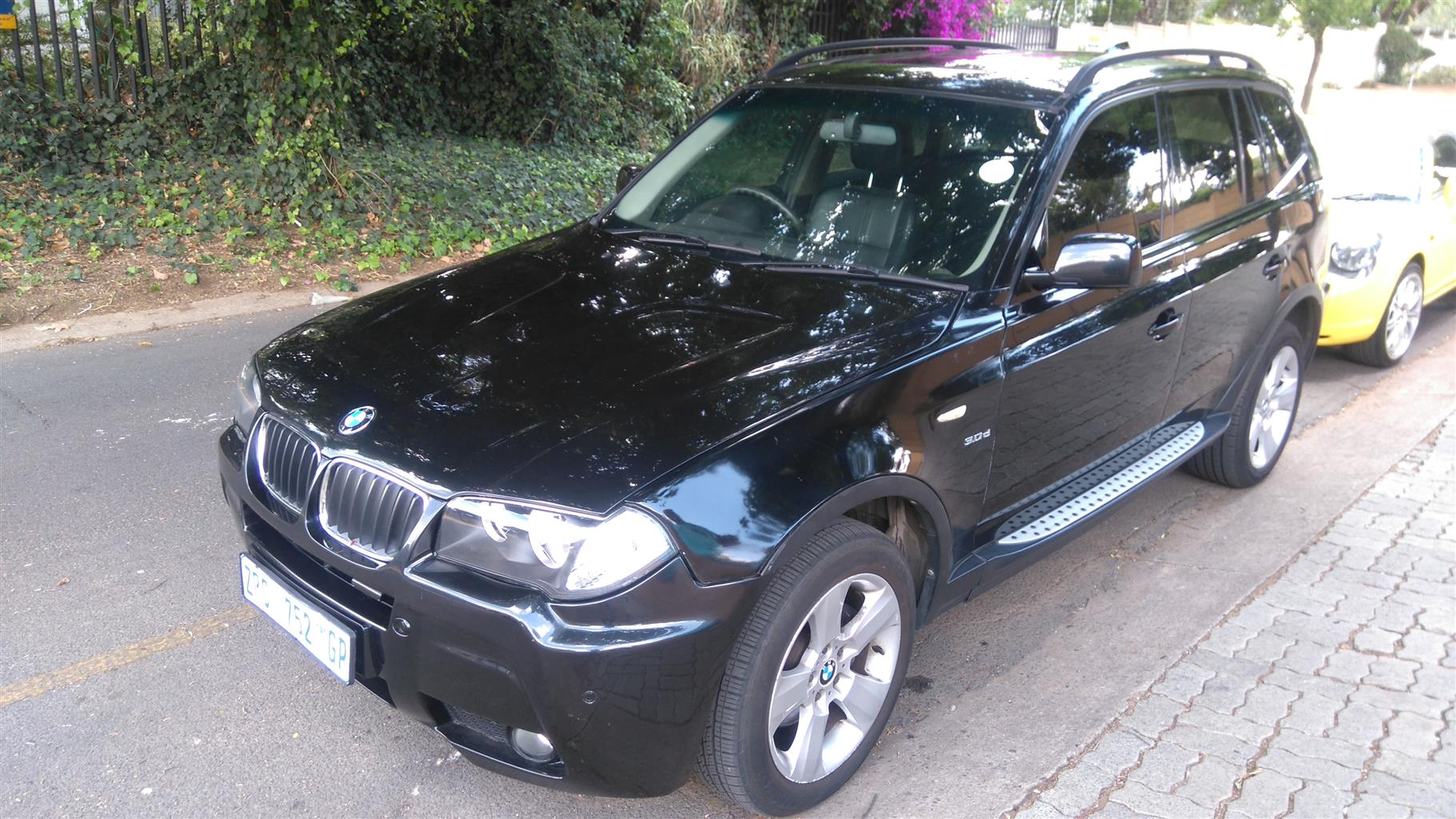 2006 BMW X3 xDrive30d Exclusive