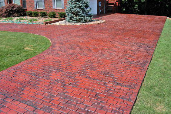 Reliable paving construction