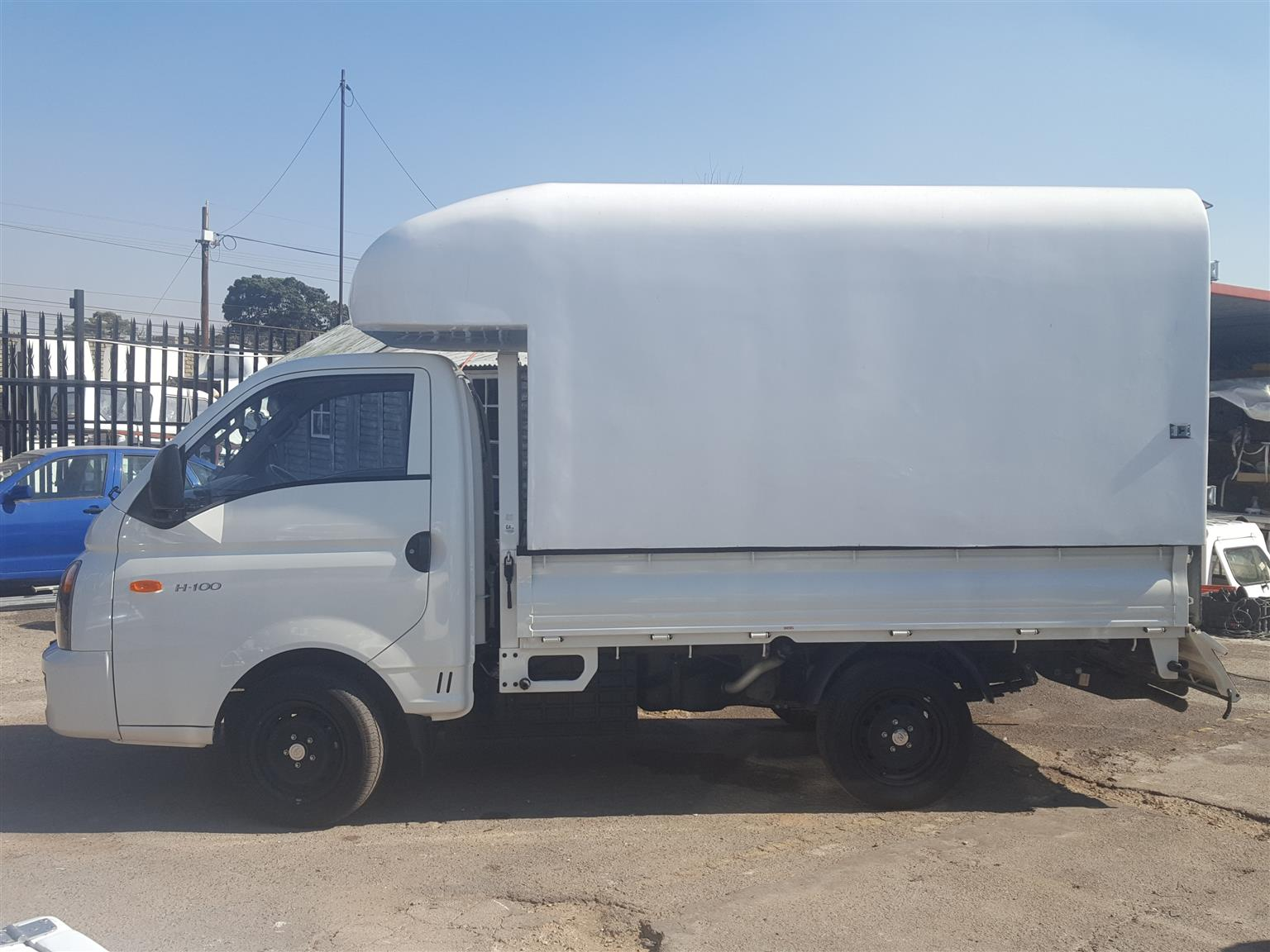 BRAND NEW HYUNDAI H100/KIA K2700 HIGH VOLUME S/SAVER CANOPY!!