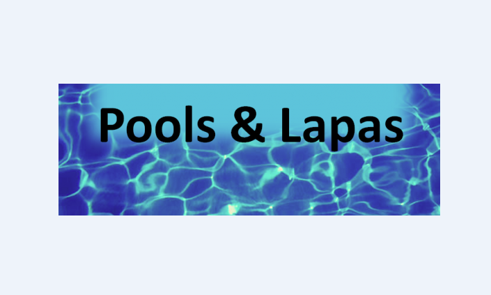 Lucas pools and lapa