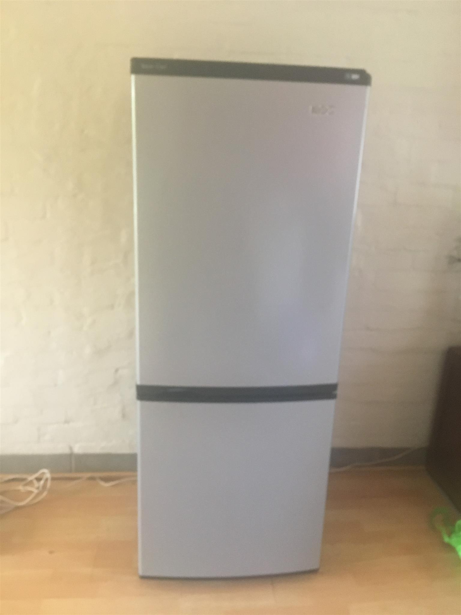 Fridge/Freezer for sale - metallic