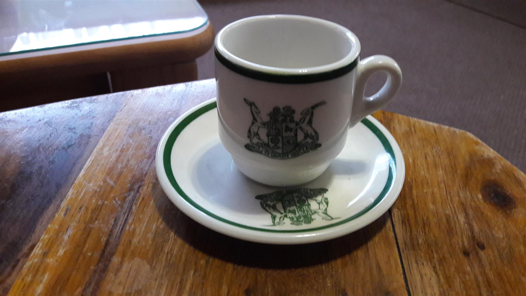 cups and saucers antique collectors items extra small