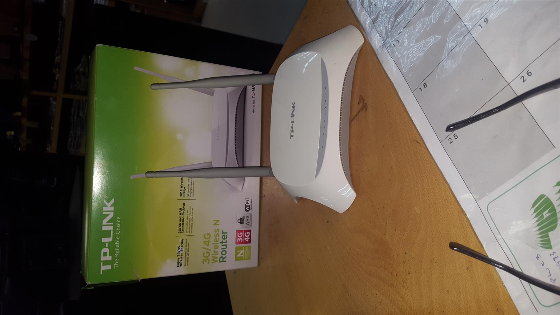 tp link 4g router