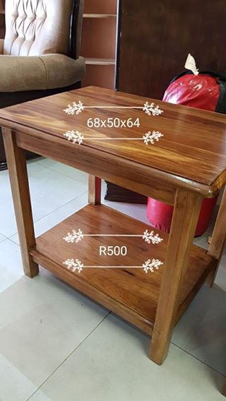 Side table 68x50x64