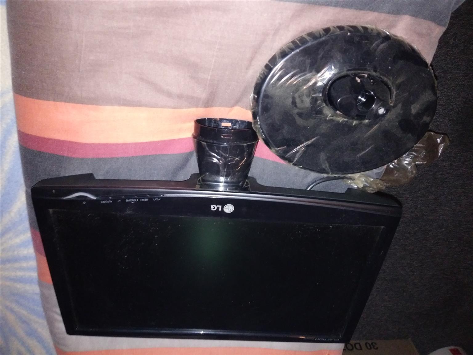 "LG FLATRON 18"" monitor"