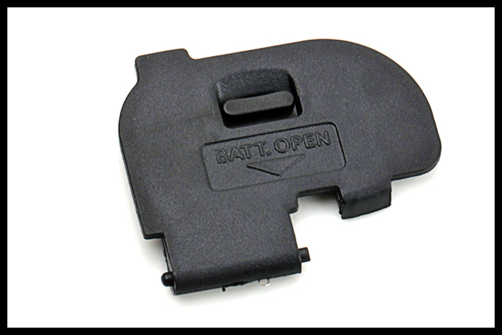 Canon EOS 7D - Battery Door