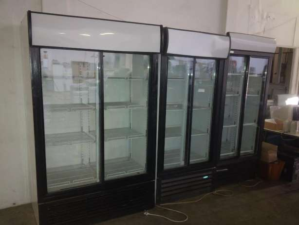 staycold display refrigerator