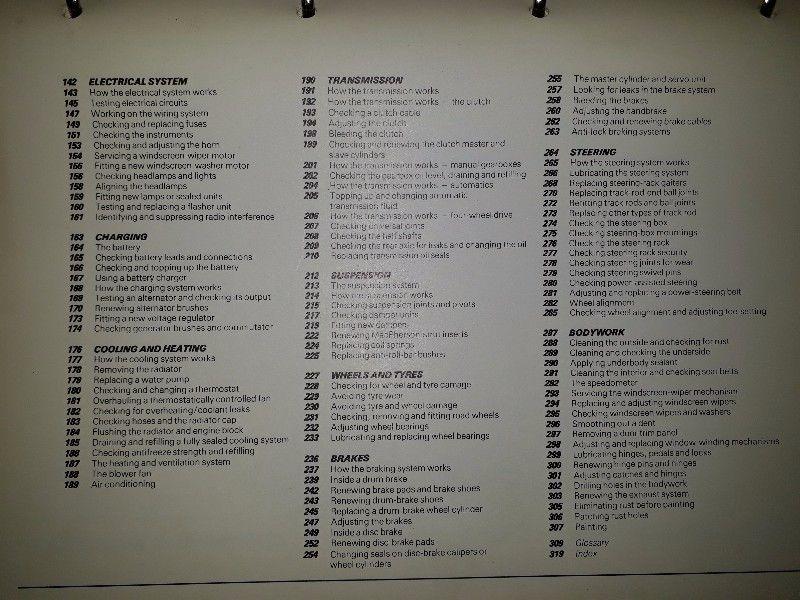 car maintenance manual aa junk mail rh junkmail co za Facility Manuals Facility Manuals