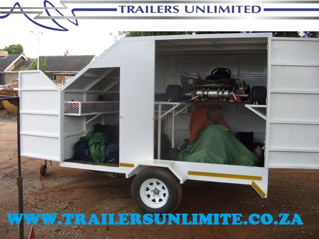 TRAILERS UNLIMITED GO CAR TRAILERS TO YOUR SPEC.