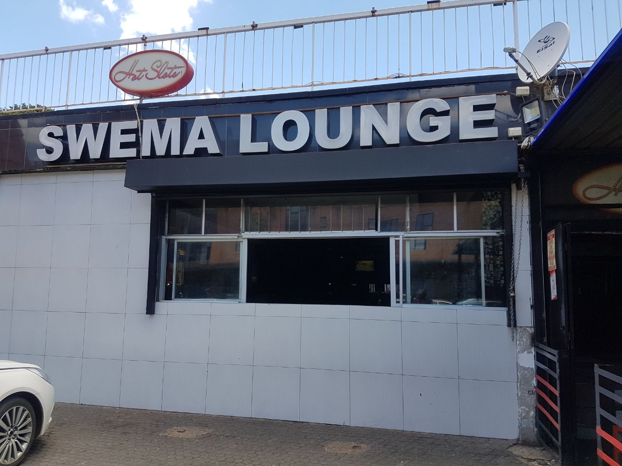 Swema Lounge and de  page lounge for sale