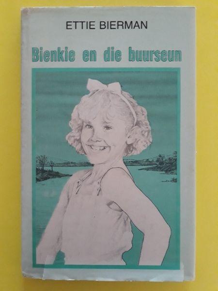Bienkie En Die Buurseun - Ettie Bierman - Bienkie Reeks.