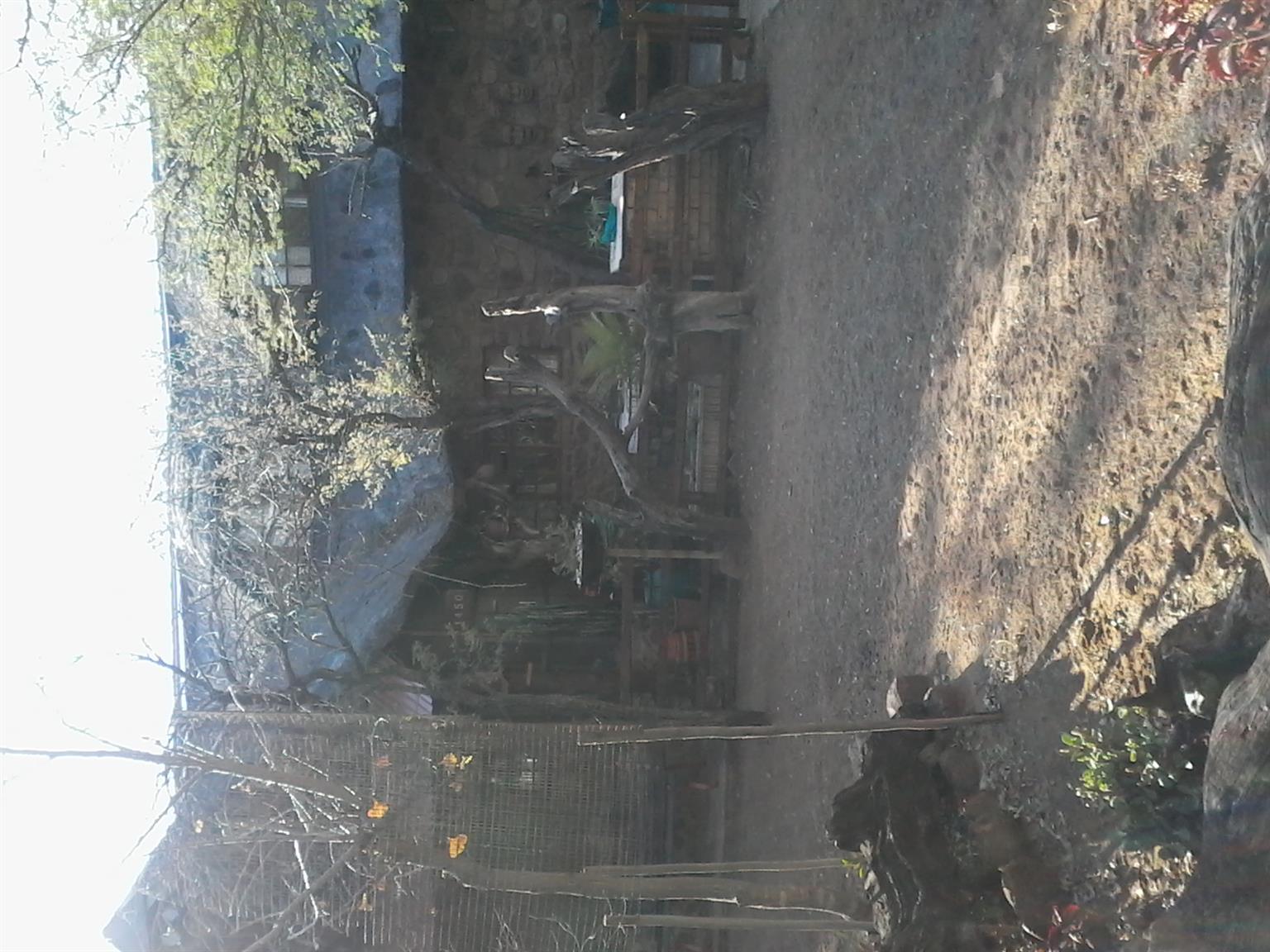 Leeupoort Dubbelverdieping, 4 slpk huis te koop vir R795 000 naby Koedoeskop Limpopo