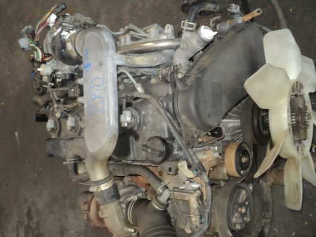 toyota hilux d4d 2 5 turbo diesel (2kd) R45000