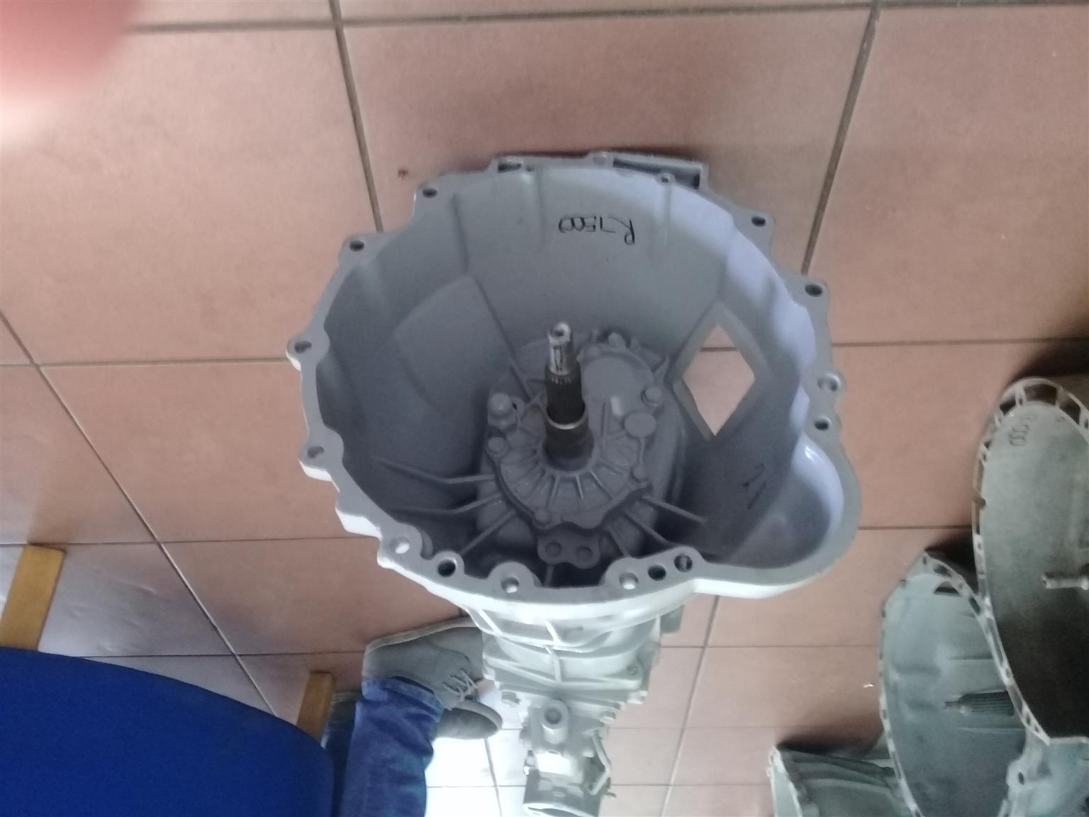 Isuzu kb280 Gearbox