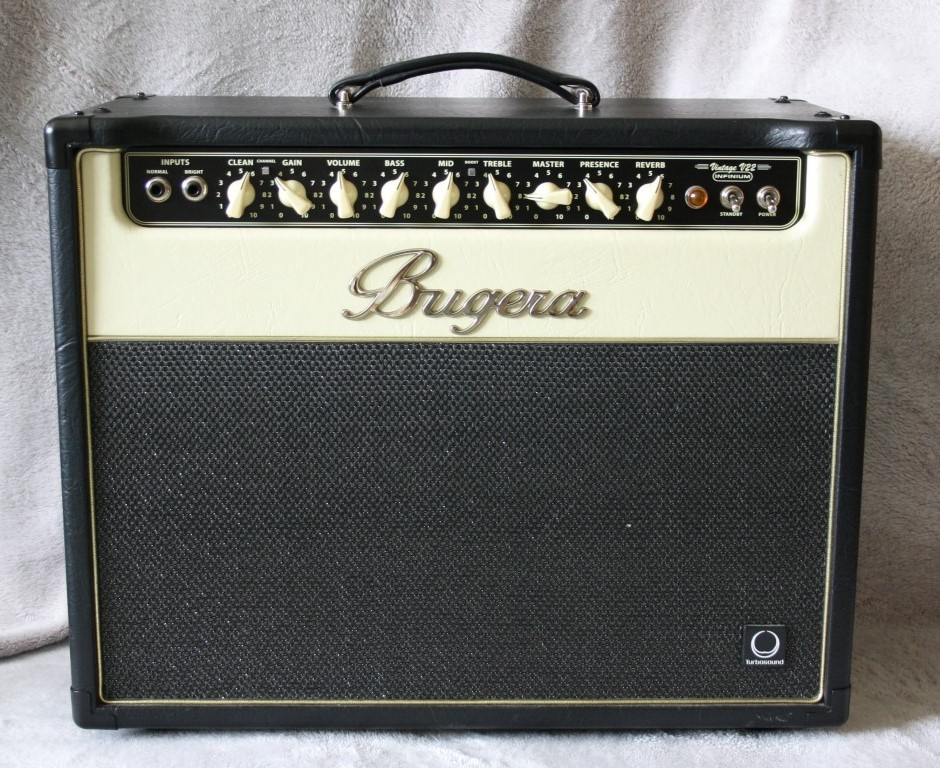 Bugera Vintage V22 Infinium Valve Guitar Amp - Sweet Valve Tone from an Amazing AMP!!