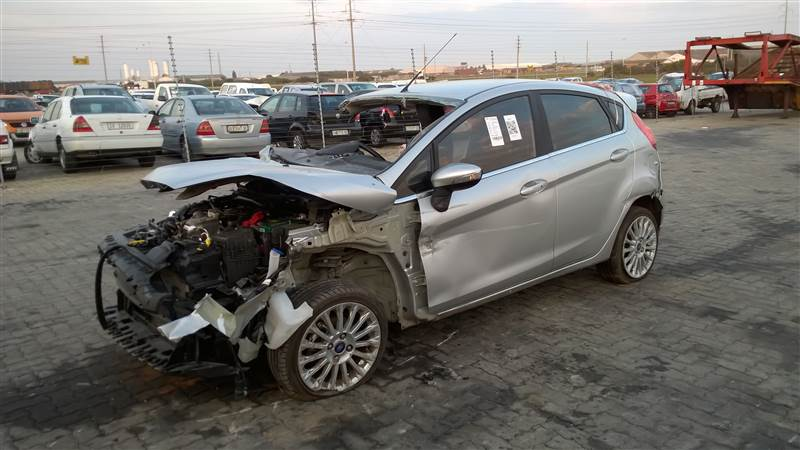 Ford fiesta ecoboost stripping for parts