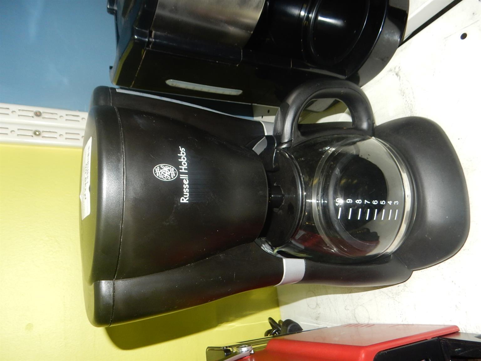 Coffee Machine - Russel Hobbs