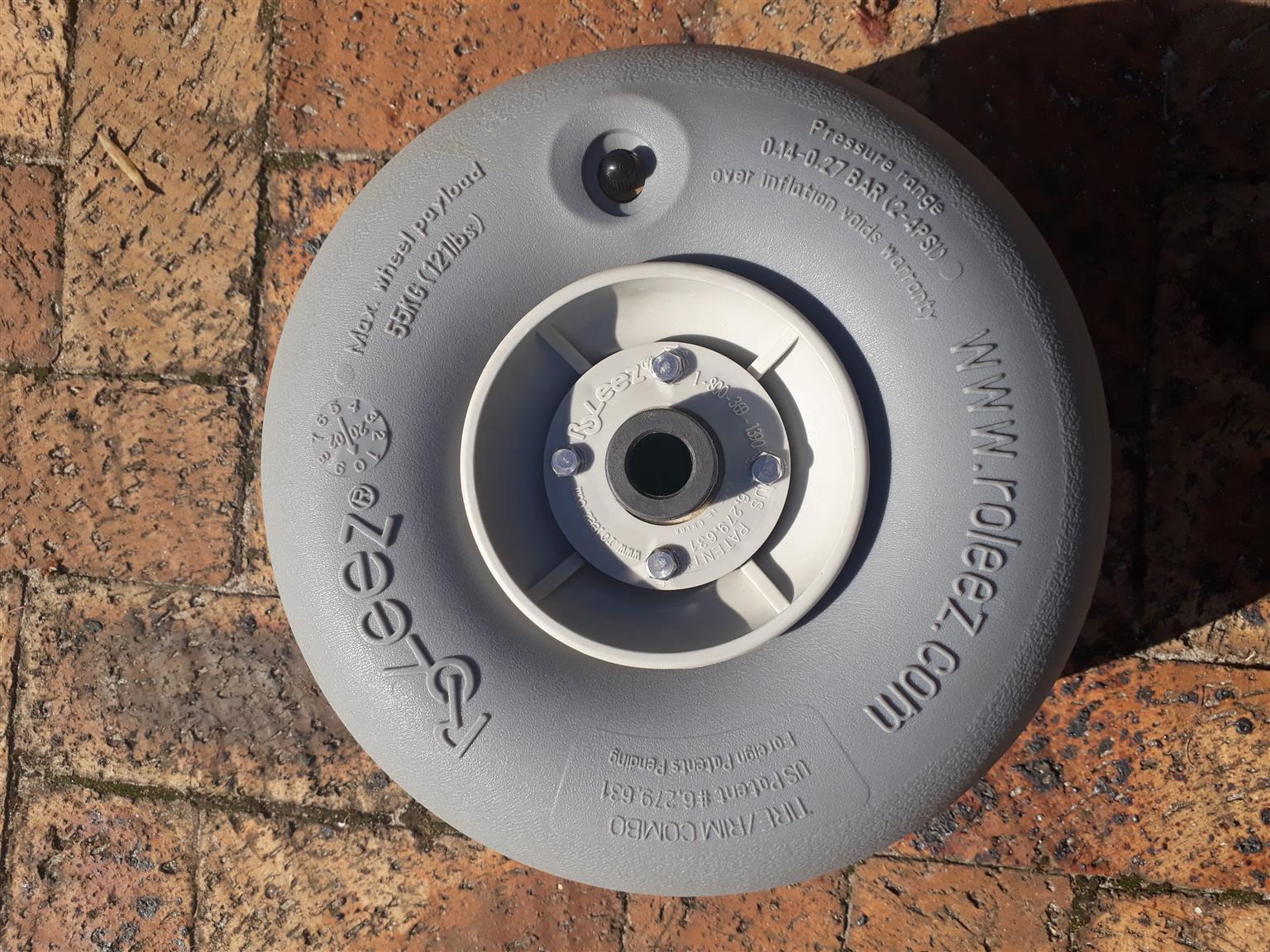 Wheeleez Roleez beach wheels 30cm