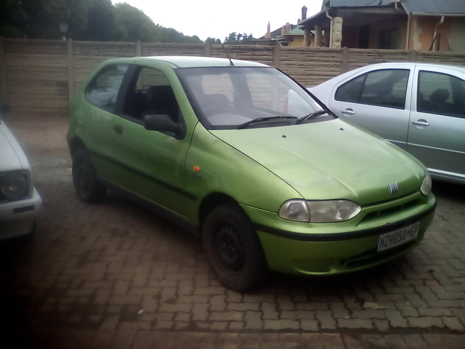 2000 Fiat Palio