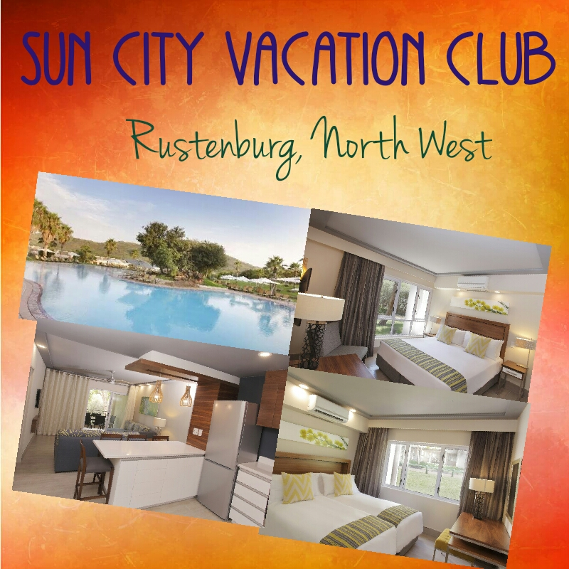 Sun City Vacation Club (26 - 30 March)