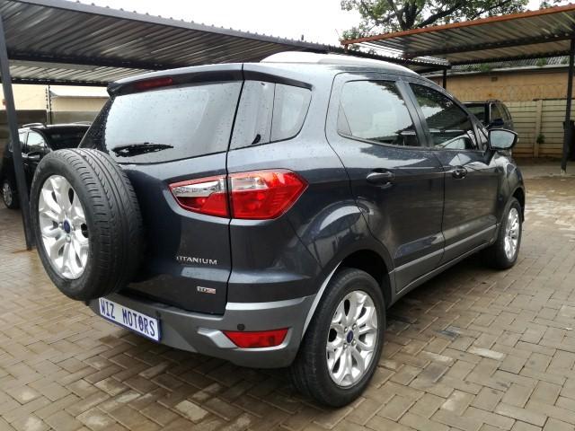 Ford Ecosport  Tdci Titanium