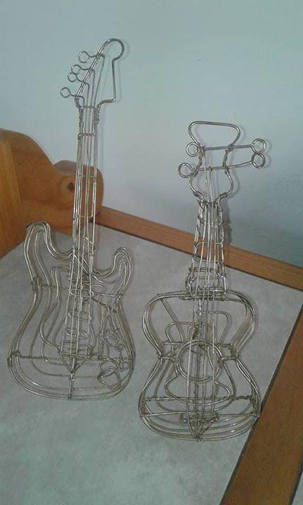 Draad guitars te koop