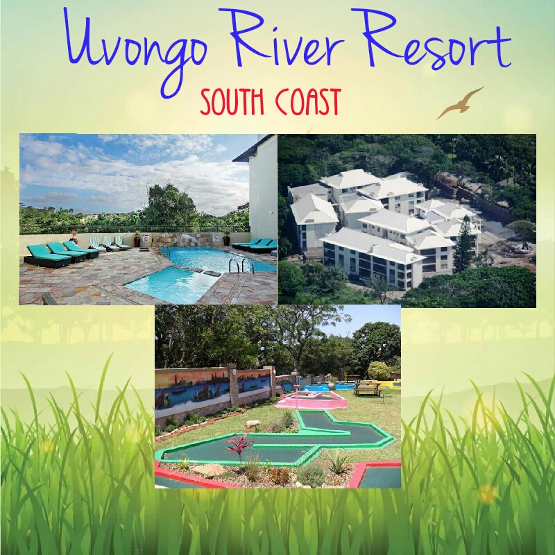Uvongo River Resort (27 Apr - 1 May ~ Public Holiday Weekend)