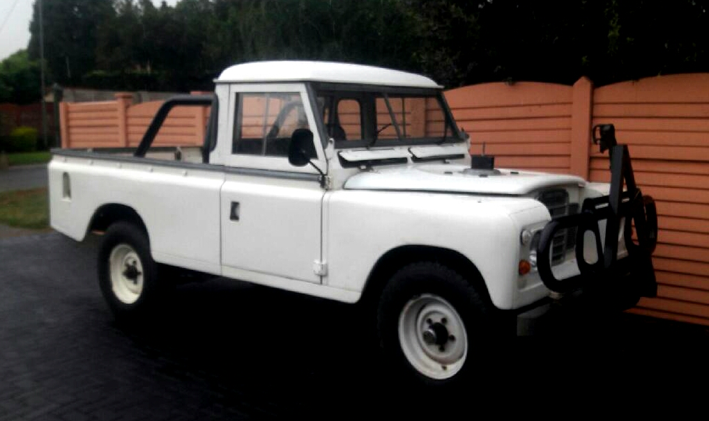 1997 LAND ROVER  2.5 Petrol  LAW Good Condition