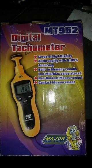 Digital tachometer for sale