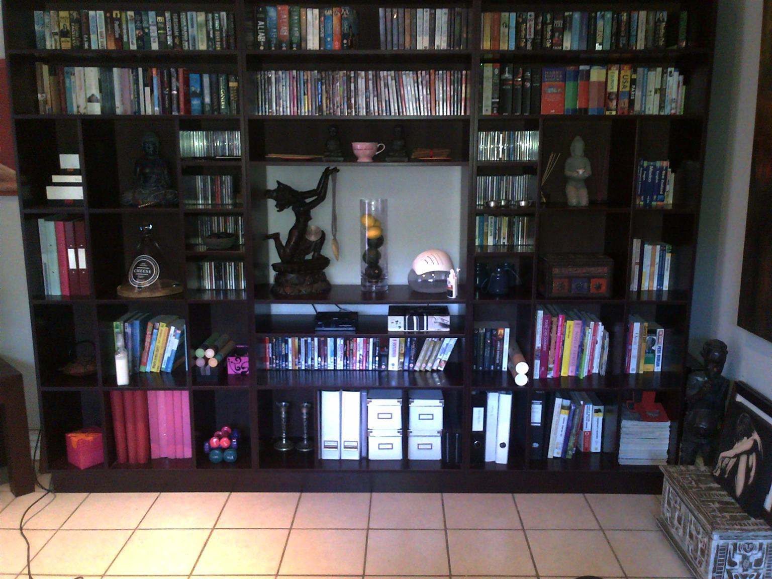 Wall Unit/Bookshelf