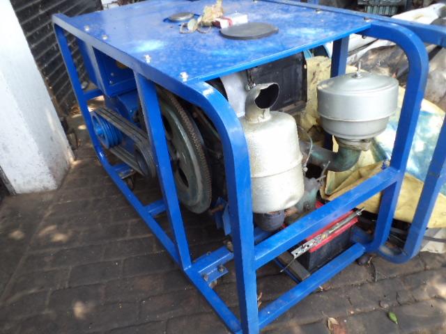 12 kw 380v diesel generator