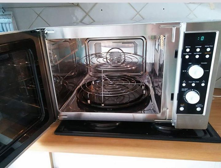 Defy conventional microwave 40L