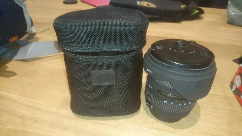 Canon 7D + Sigma 10-20mm F/4-5.6 EX DG HSM