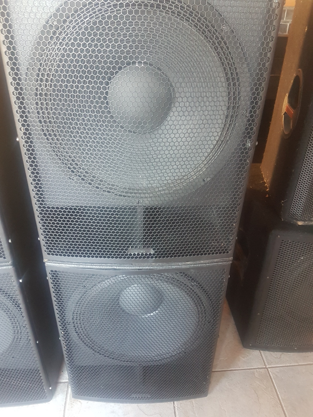 Complete American Audio System