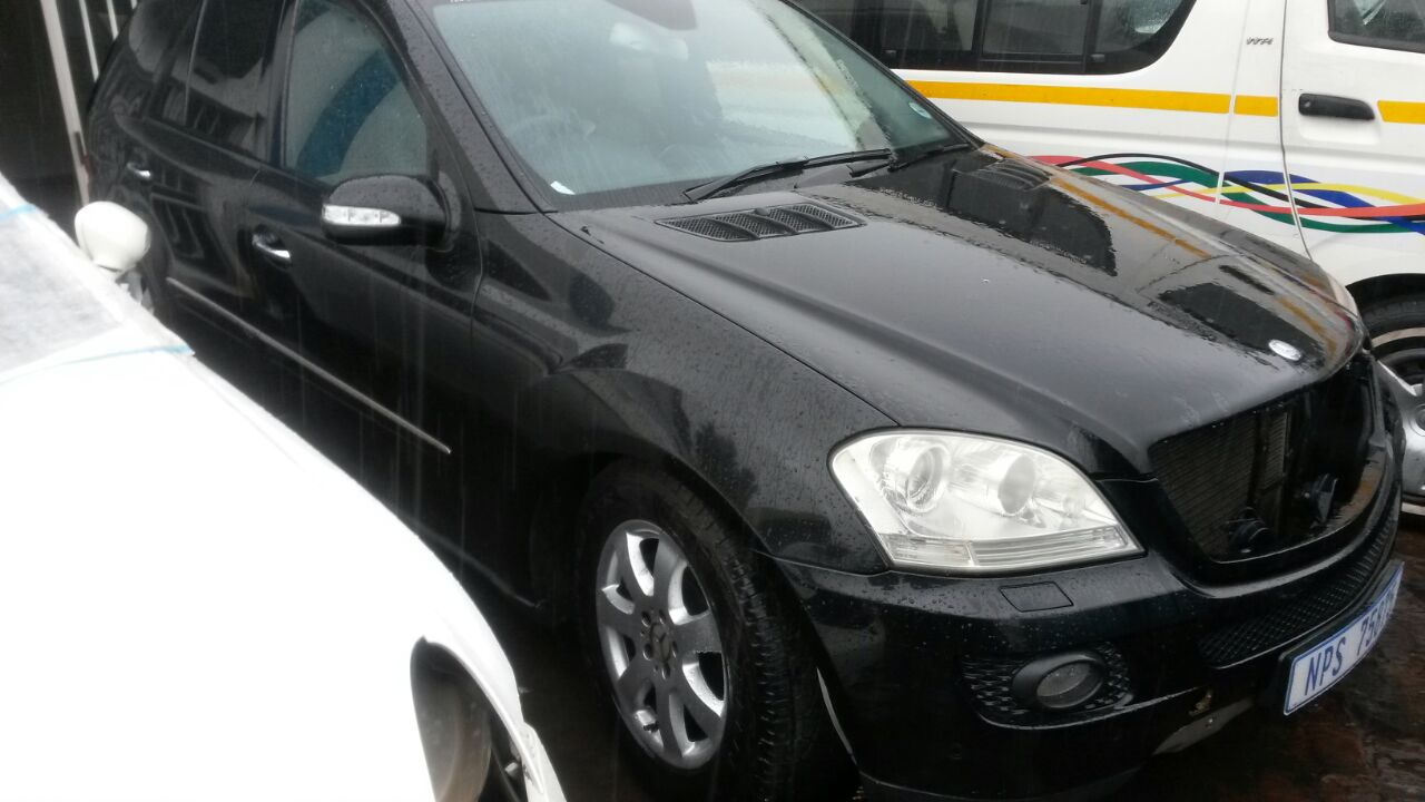 Mercedes ML W164 Stripping for Spares
