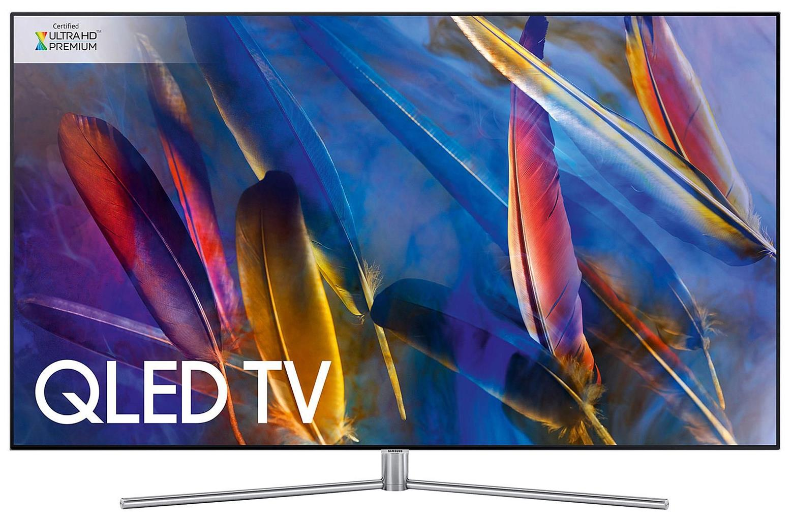 Discount sales on brand new television sets