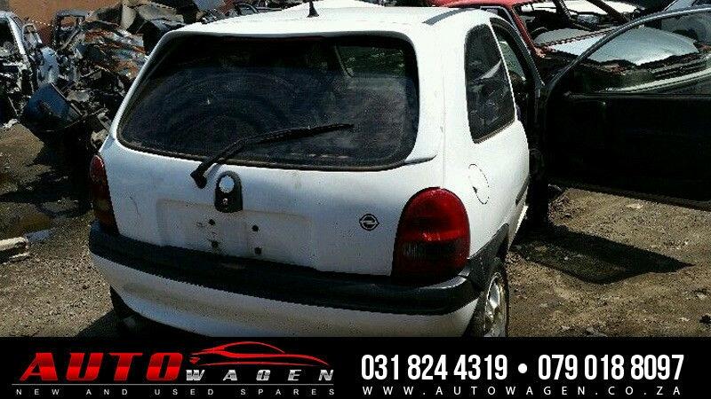 Opel Corsa Lite Spares
