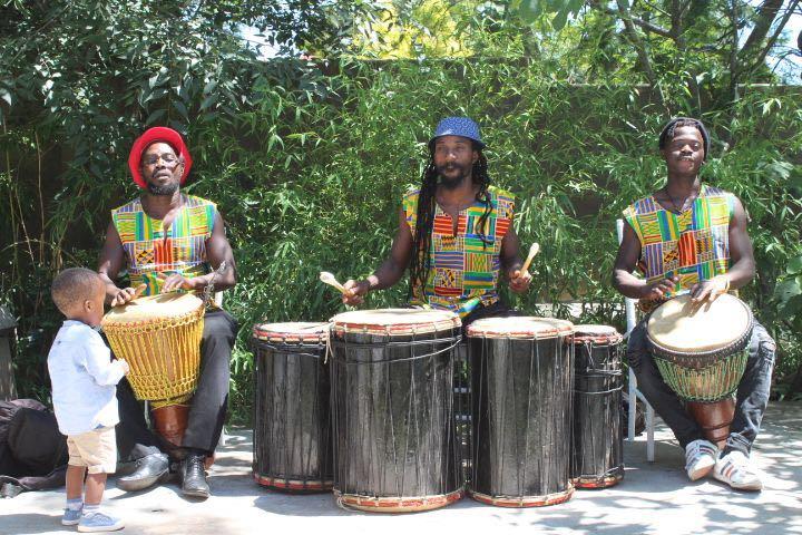 Fullmoon  Drumming