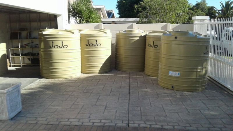 new stock arrivals on our jojo water tanks