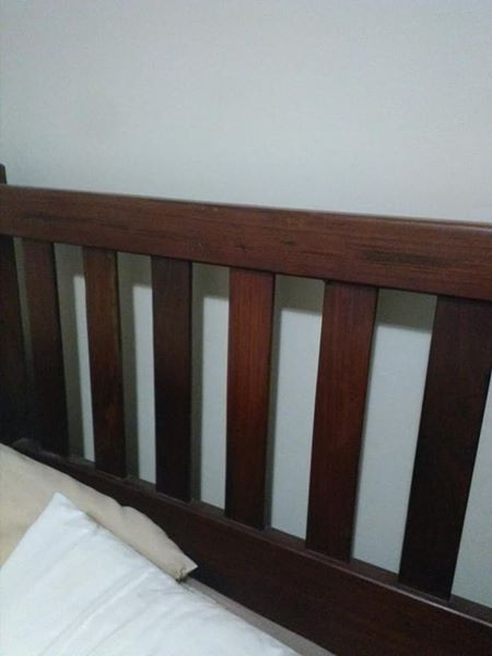 King Size Rudision Oak Headbord