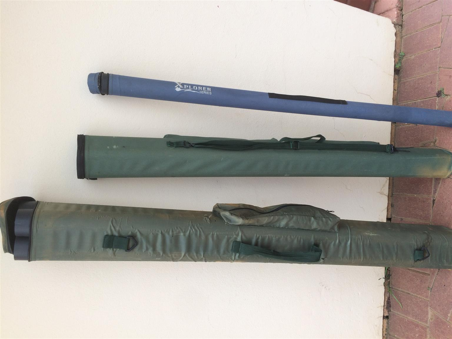 Fishing Rod Cases