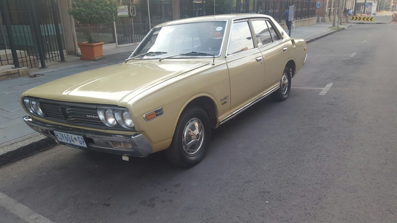 1972 Nissan Datsun 240C for sale
