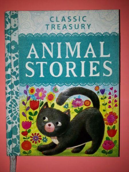 Animal Stories - Classic Treasury - Tig Thomas.