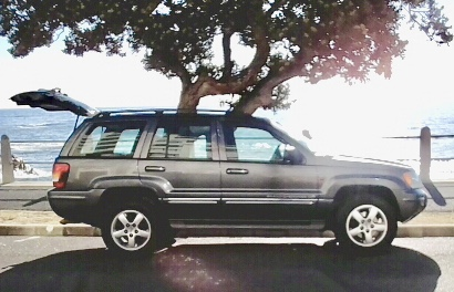 2004 Jeep Cherokee 2.8CRD Limited