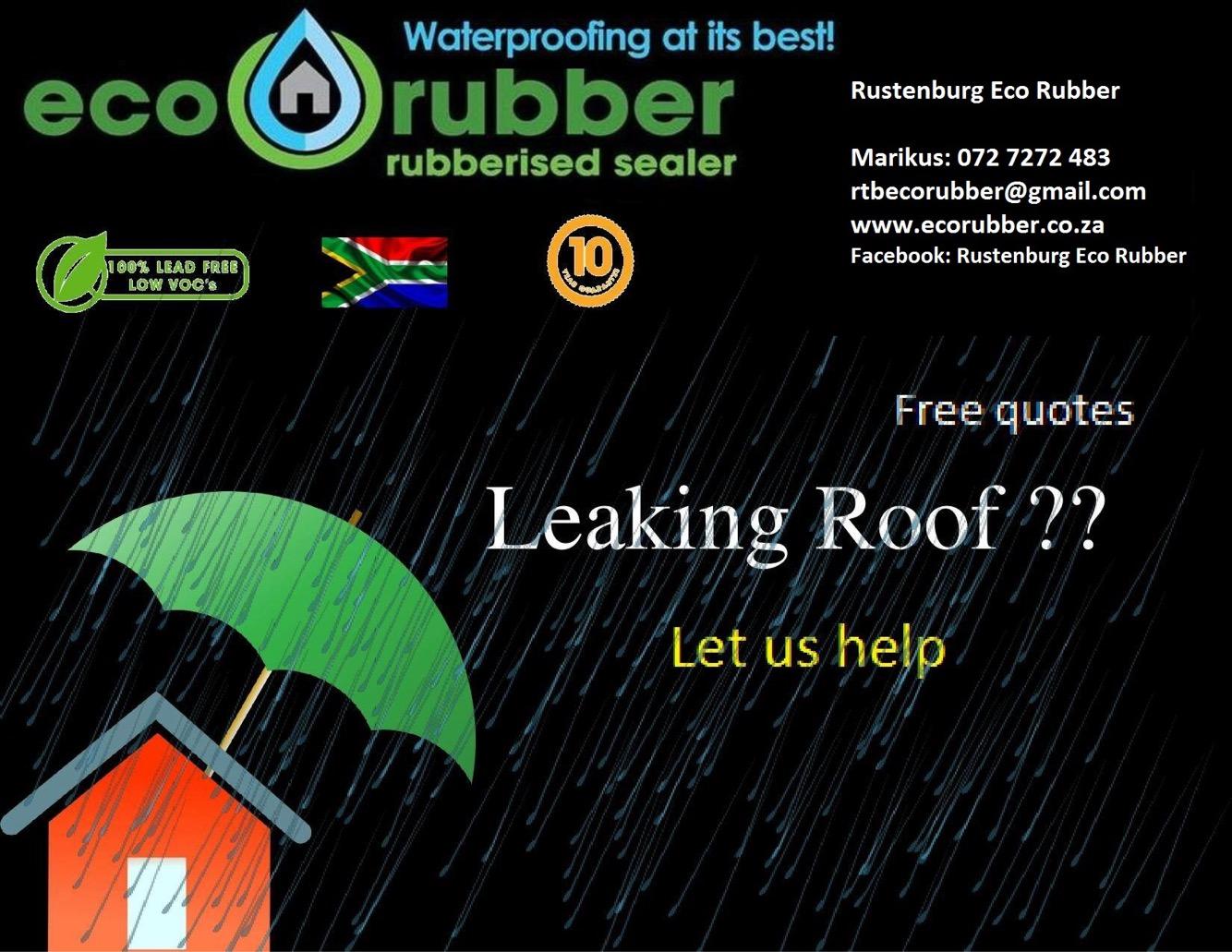 Rustenburg eco rubber